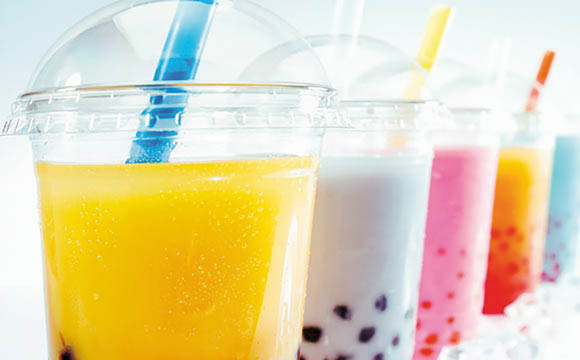 Negativer Trend: Bubble Tea.