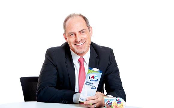 Andreas Schneider, Geschäftsführer Schwarzwaldmilch
