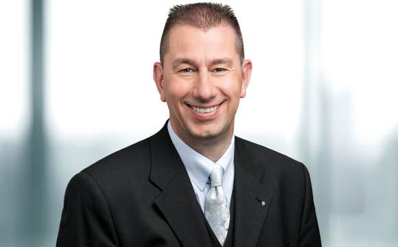 Axel Dahm, Vorsitzender der Geschäftsführung, Gerolsteiner
