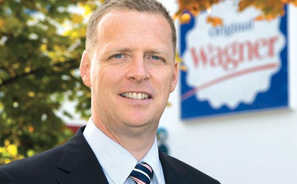 Thomas Göbel, Vorsitzender der Geschäftsführung Nestlé Wagner