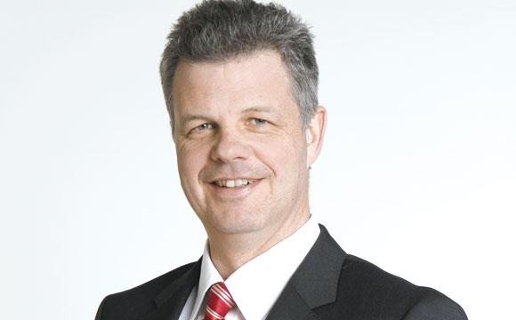 Andreas Pier, Vizepräsident Sales und Marketing, SCA