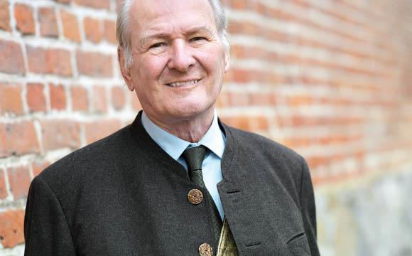 Claus Hipp, geschäftsführender Gesellschafter Hipp