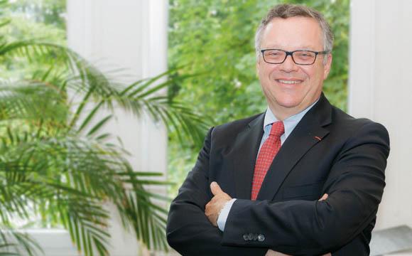 Dr. Hanns-Christoph Eiden, Präsident der Bundesanstalt für Landwirtschaft und Ernährung (BLE). (Quelle: BLE)