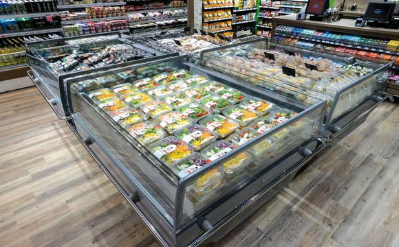 Supermärkte können Angebot verbessern