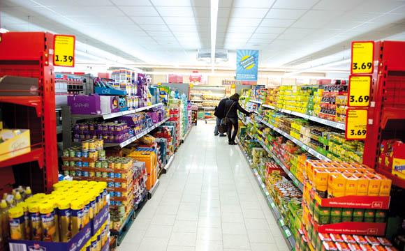 Ernährungsindustrie: Umsatzträger Inlandsgeschäft