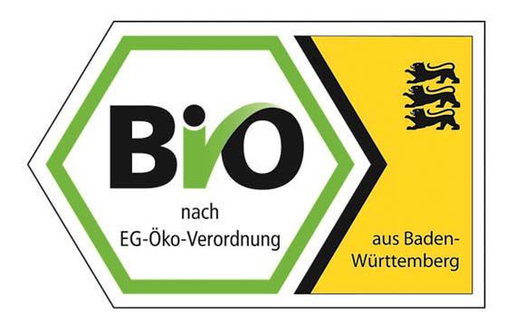 Baden-Würtembergisches Bio-Siegel