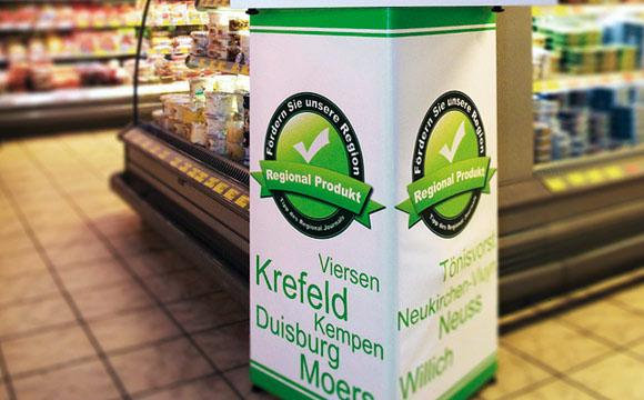 Edeka Kempken, Krefeld