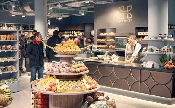 Genuss-Veganer finden bei Holzinger in München eine große Auswahl