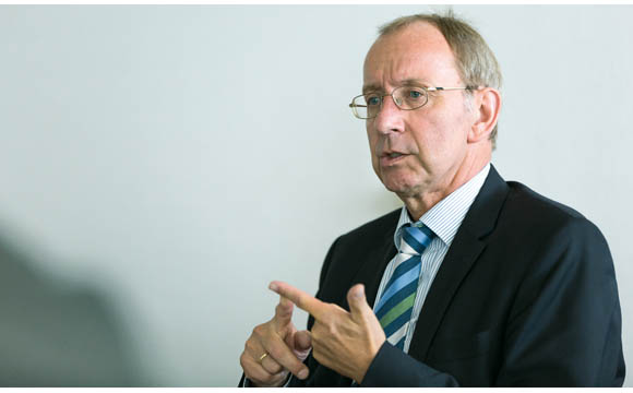 Wilfried Malcher, Geschäftsführer Bildung und Berufsbildung, Handelsverband Deutschland