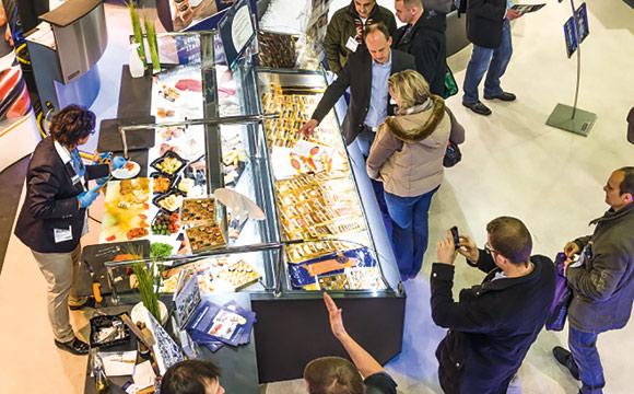 Die Fish International zog rund 11.700 Besuchernach Bremen.