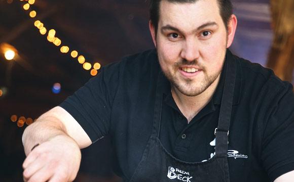 Burger ist immer noch der Wahnsinn<br /> Fabian Beck