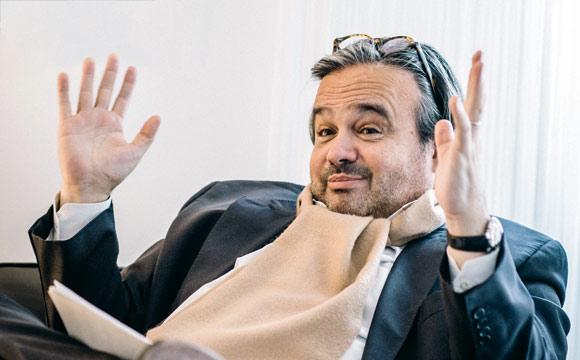 Bis Ende 2018 will Alain Caparros noch viel bewegen. Dann soll – zumindest operativ – Schluss sein.