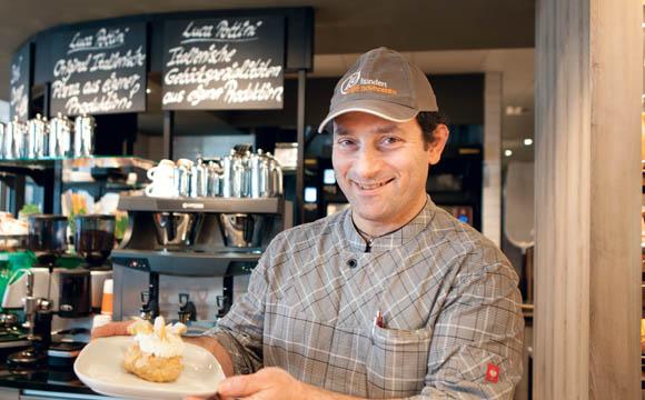Bei der Entwicklung eines Gastro-Konzepts steht WEZ laut Preuß noch am Anfang. Er spezialisiert sich auf italienische Küche.