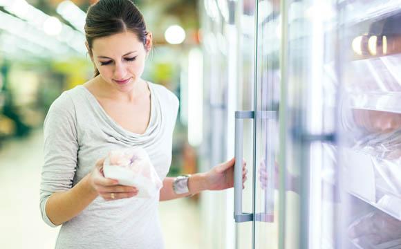 Tiefgekühltes ist ein Kernsortiment im Supermarkt.