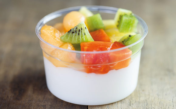 Desserts immer kalt genießen. So schmecken sie am besten.