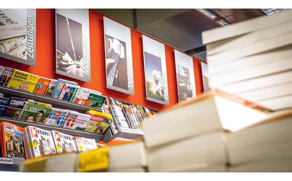 Baut Kooperation mit Buch-Partner aus