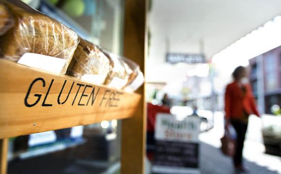 Brot und Backwaren sind die wichtigsten Produkte im glutenfreien Segment.