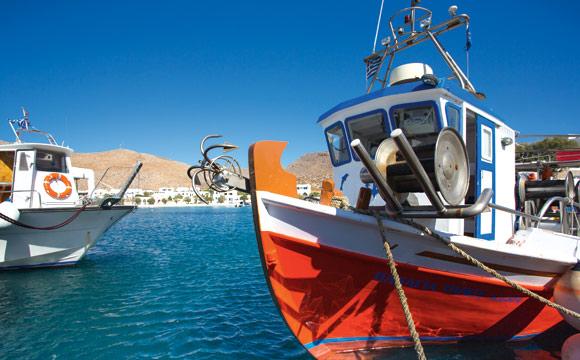 Mediterrane Fischküche