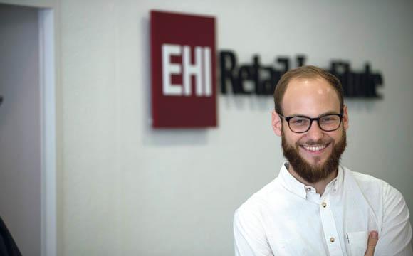Gastgeber EHI: Julian Wirtler erläuterte, welche Fallstricke Shopbetreiber übersehen.