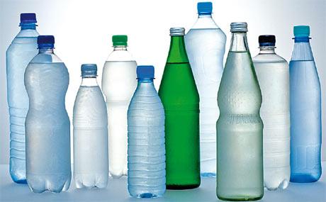 Lebensspender: Mineralwasser - Lebensmittel Praxis