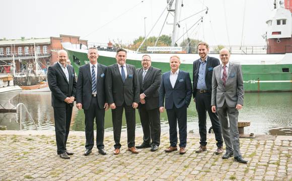 Bekannte Gesichter: Zwei krankheitsbedingte Ausfälle waren zu verkraften, dennoch war die Jury bei der Fischtheke des Jahres 2016 kompetent besetzt.