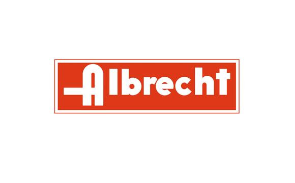 Albrecht-Logo 1957