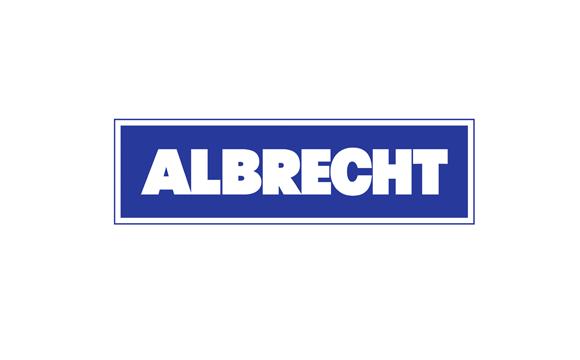 Albrecht-Logo 1968
