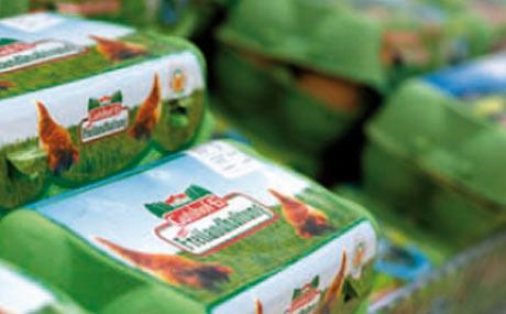 Qualität: Auffallend grün