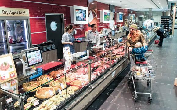 Shopper lieben's stationär
