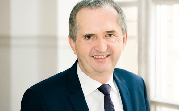 Thomas Schmidt, Staatsminister für Umwelt und Landwirtschaft.