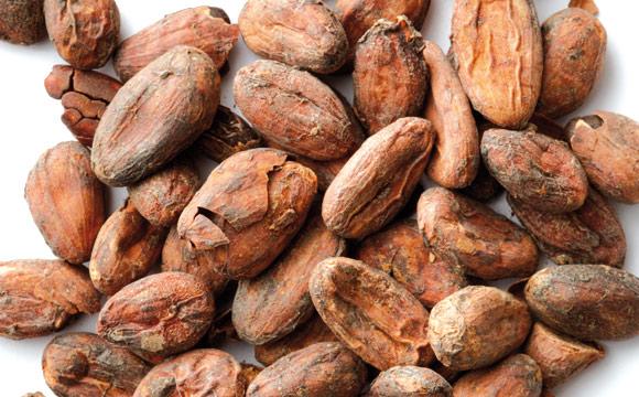 Kakao: Kakao ist reich an Vitamin C, Spurenelementen und Magnesium. Er gilt als klassischer Stimmungsaufheller, ist kreislaufanregend und blutdrucksenkend.
