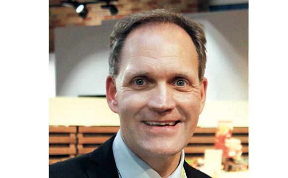 Matthias Füchtner, Geschäftsführer bei Edeka Staufers