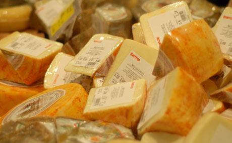 Käse-Prepack