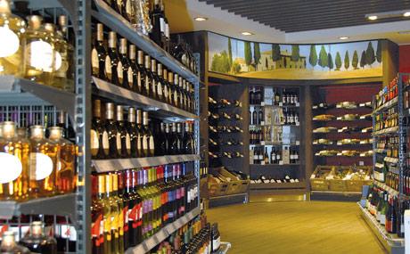 Standortbezogen: Weine aus Franken bilden einen Schwerpunkt.