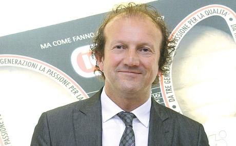 Fabio Leonardi, Inhaber und Geschäftsführer IGOR Gorgonzola