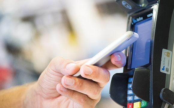 Bezahlen wird digital