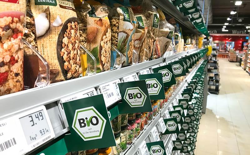 Markenprodukte wachsen um 17 Prozent