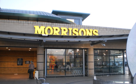 Kooperation mit Morrisons