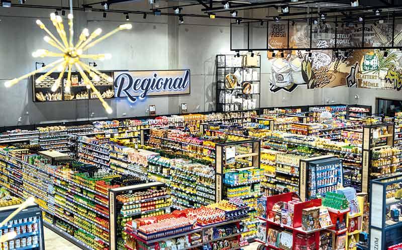 Supermärkte gewinnen gegen Discount