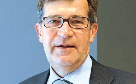 Gottfried Wanzl, Geschäftsführender Gesellschafter der Wanzl Metallwarenfabrik (Bildquelle: Mugrauer)
