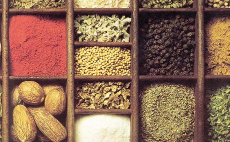Gewürze - Ethno-Food belebt auch das Gewürzregal.