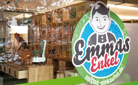 ZEIT-FAKTOR: Zeitlos einkaufen ermöglicht der Online-Shop. Hier stehen auch vorgegebene Einkaufskörbe zur Auswahl, z. B. für den Frauenabend.