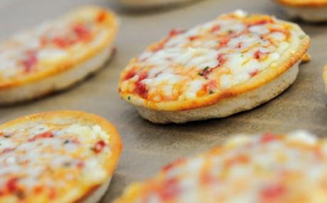 Rückruf von Mini-Pizza