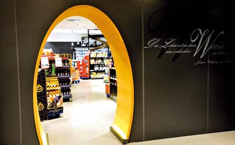 Ladenbau: Die Einrichtung ist mit Fantasie und Liebe zum Detail gestaltet.