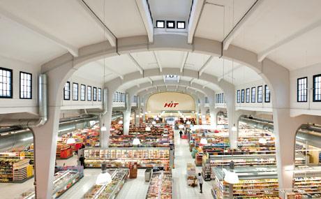 Der Hit-Markt hat sich als feste Größe im Koblenzer Lebensmittel-Einzelhandel etabliert.