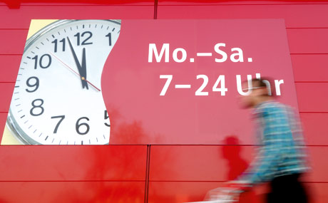 Ladenschluss: Sonntags in Berlin shoppen