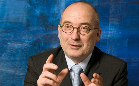 Gottfried Hares, geschäftsführender Gesellschafter Wagner Tiefkühlprodukte.