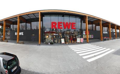 Unternehmen mit der Rewe Group