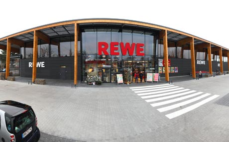 Rewe Dortmund/Rewe Group: Fusion genehmigt