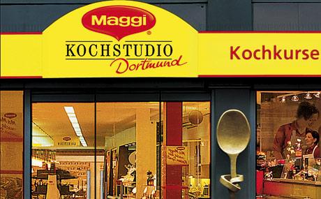 Das Maggi-Kochstudio ist Klammer für eine vielschichtige Verbraucheransprache über unterschiedliche Kanäle.